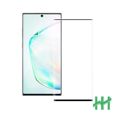 【HH】 Samsung  Note 10 (6.3吋)(滿版曲面黑) 鋼化玻璃保護貼系列