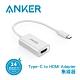 ANKER USB-C to HDMI 轉接器 A8306 公司貨 product thumbnail 1