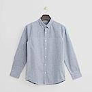 Hang Ten - 男裝 - 條紋設計襯衫 - 藍