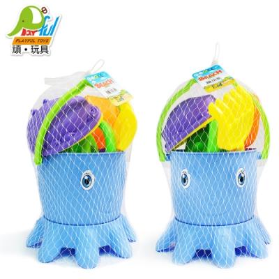 Playful Toys 頑玩具 章魚沙灘桶