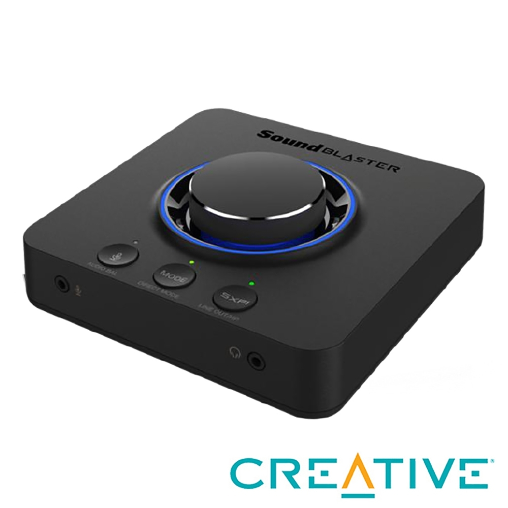 Creative Sound Blaster X3 Hi-Res USB外接式音效卡 product image 1