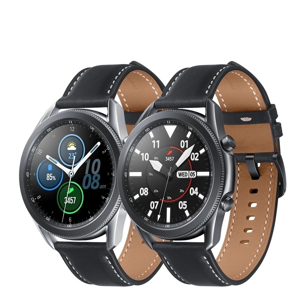 SAMSUNG Galaxy Watch3 R840 45mm 藍牙 智慧手錶 @ Y!購物