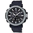 CASIO卡西歐 PRO TREK戶外活動登山錶(PRG-650-1D)/52mm