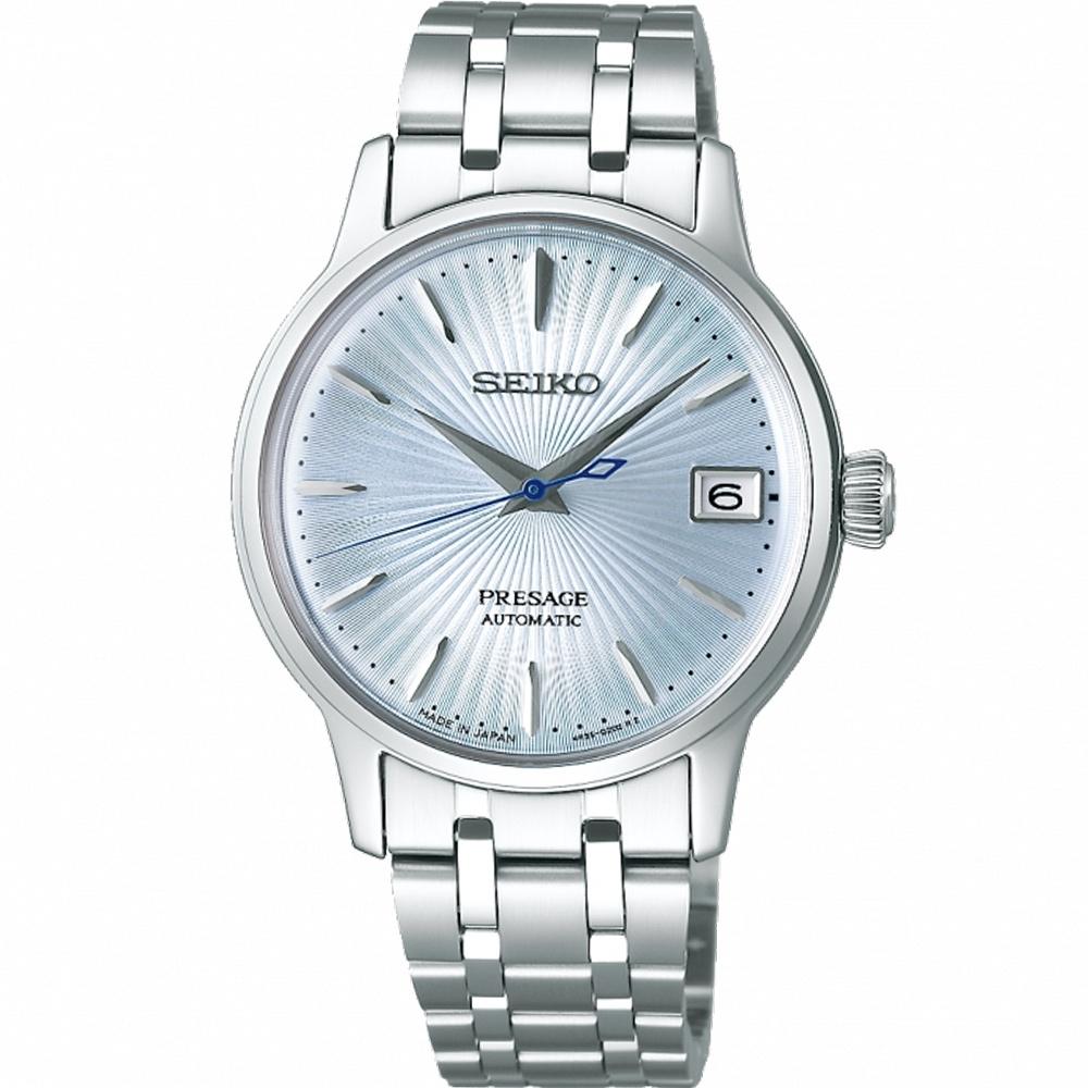 SEIKO Presage 調酒師系列機械錶(SRP841J1)34mm/4R35-02T0A