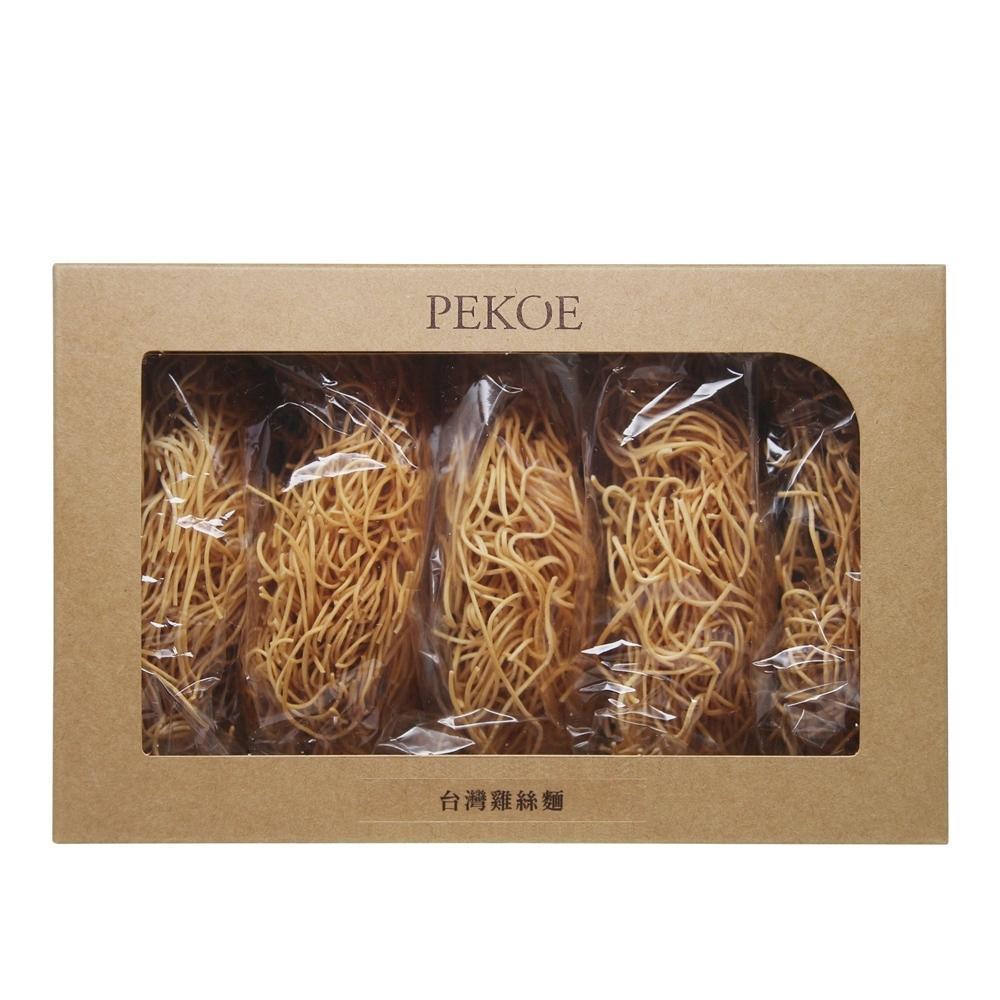 PEKOE精選 台灣雞絲麵 275g