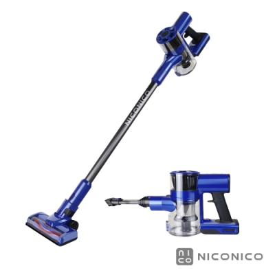 NICONICO強力旋風無線吸塵器NI-DV914