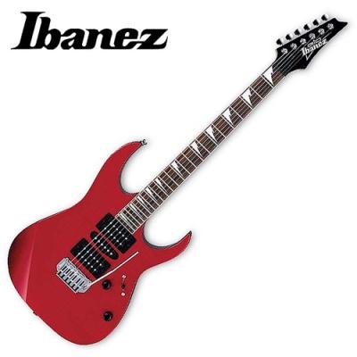 IBANEZ GRG-170DX 雙單雙/小搖座/電吉他(CA)~紅色