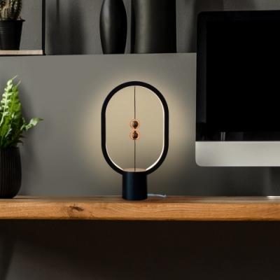 HengPRO 衡燈2.0 mini /烤漆款/橢圓形  (黑色/粉色)