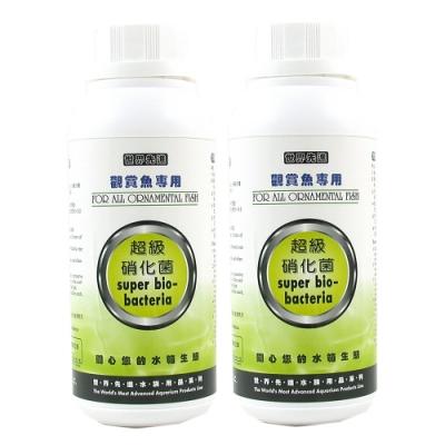 Mr.Aqua 世界先進-超級硝化菌 300ml 2罐組