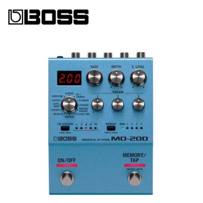 BOSS MD-200 調變效果器