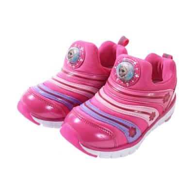 女童冰雪奇緣閃燈慢跑運動鞋 sa94472 魔法Baby