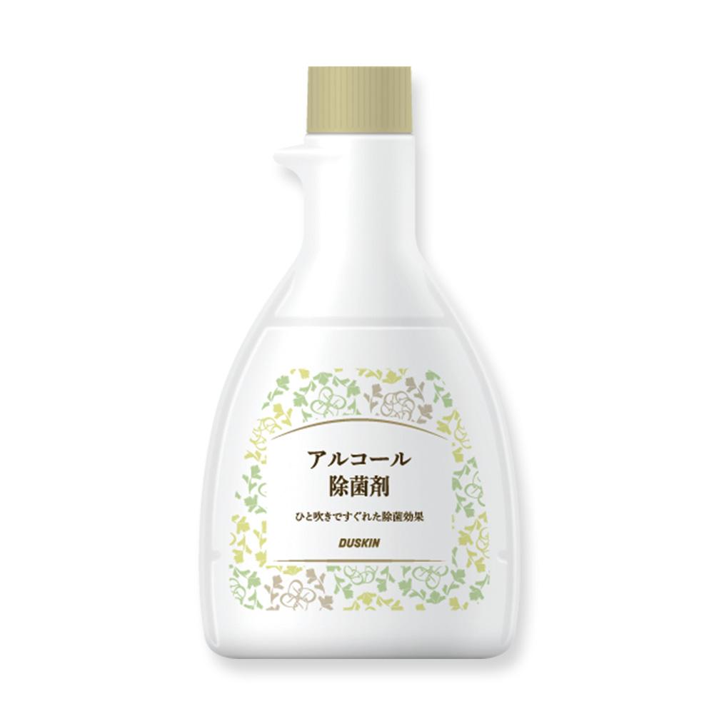 日本DUSKIN 酒精噴霧 (不含噴頭) 500ml/瓶 (新舊包裝隨機出貨)