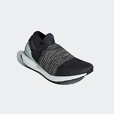 adidas Ultraboost Laceless 跑鞋 男 CM8267