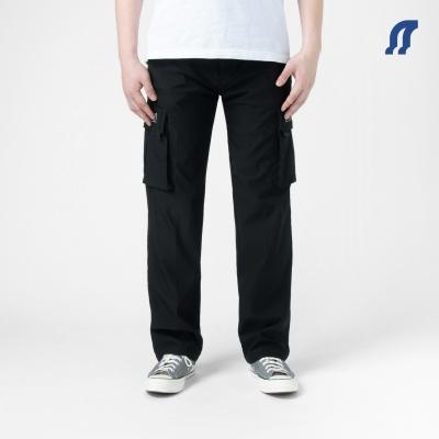 【時時樂限定】 2入組 NoMorre 極致彈性多袋直筒工作褲(2色)