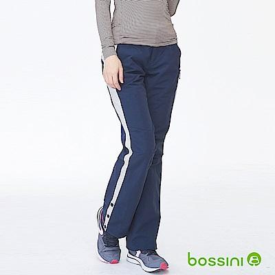 bossini女裝-高效熱能雪褲葡萄色
