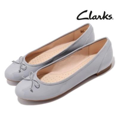 Clarks 低跟鞋 Couture Bloom 娃娃鞋 女鞋