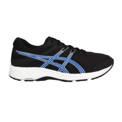 ASICS GEL-CONTEND 6 男慢跑鞋-慢跑 路跑 亞瑟士 1011A667-005 黑藍