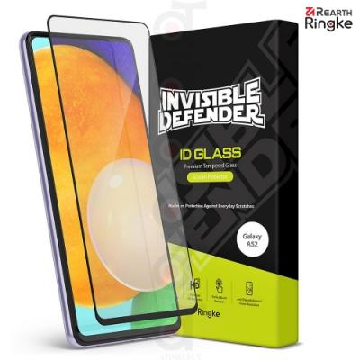 【Ringke】三星 Samsung Galaxy A52 5G / 4G [ID Glass] 強化玻璃滿版螢幕保護貼