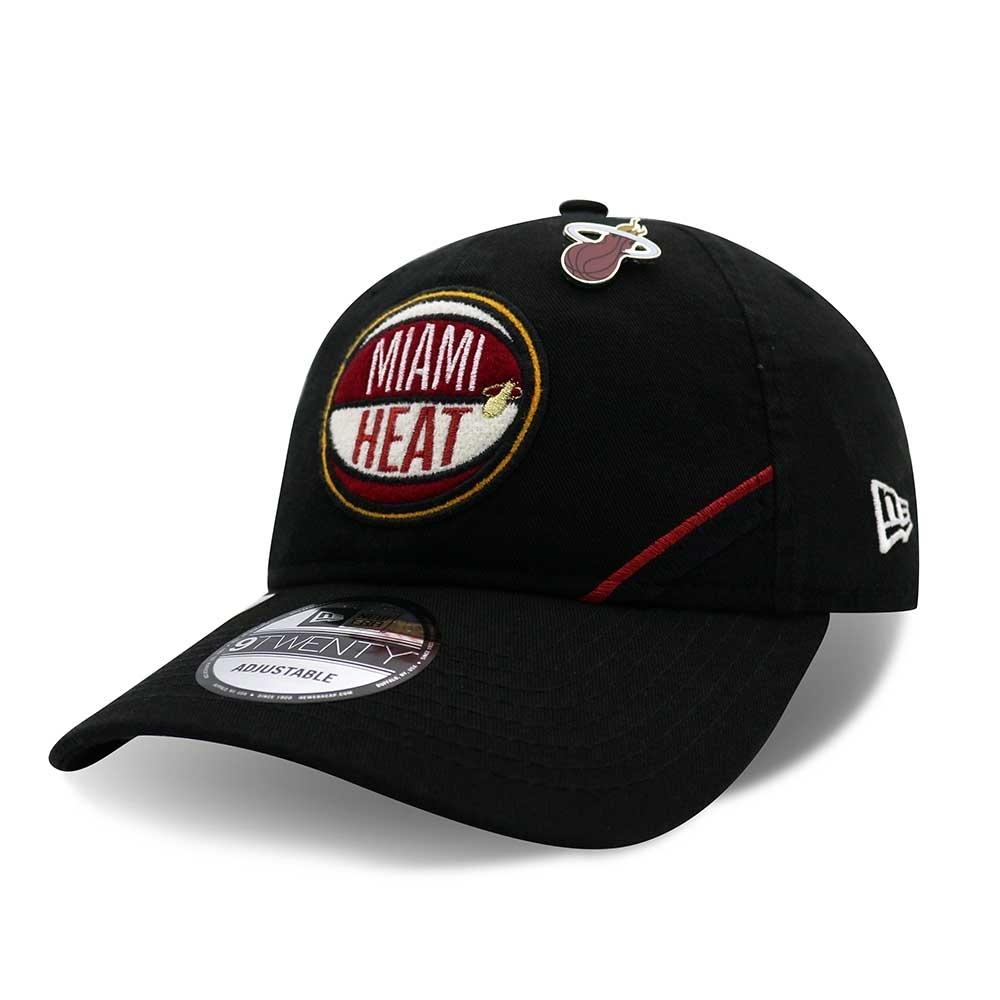 New Era 920 NBA DRAFT 棒球帽 熱火隊