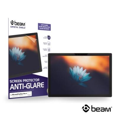 BEAM Microsoft Surface Pro 6 抗眩光霧面螢幕保護貼 2入