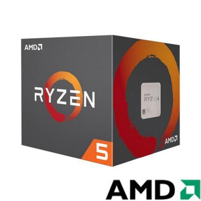 (限時) AMD Ryzen 5 2600 六核心處理器