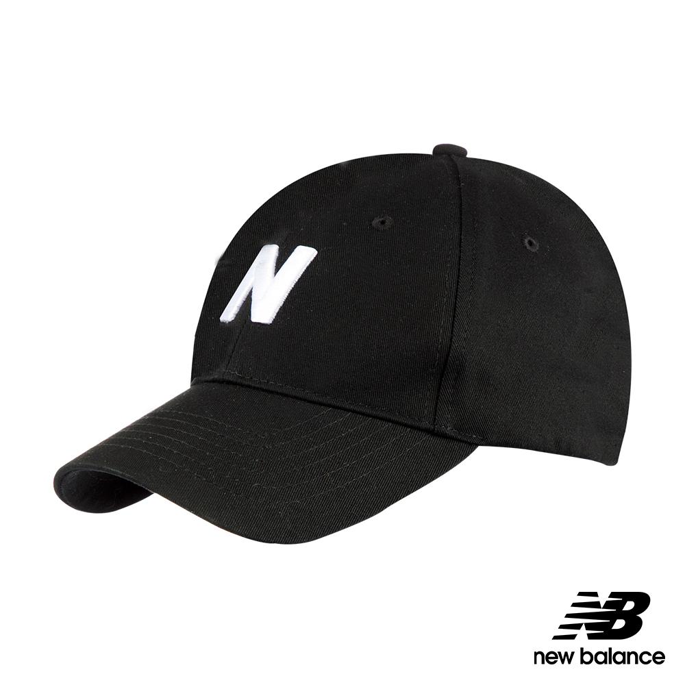 New Balance棒球帽NBC1802BW_中性黑色