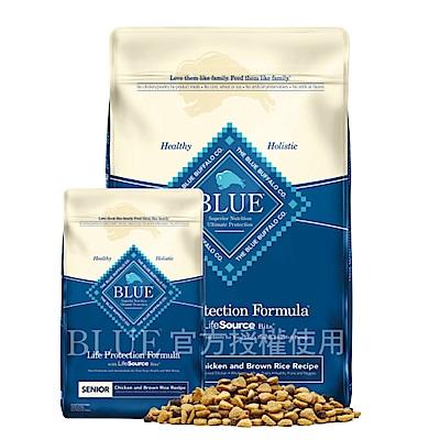 Blue Buffalo 藍饌 去骨雞肉 高齡犬樂活配方 6磅