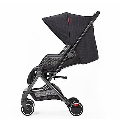 西雅圖 璀沃斯 Diono TT 車 - 輕便型行李式秒收嬰幼兒推車,黑立方