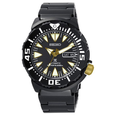 SEIKO 海面巡察時尚機械腕錶(SRP583K1)/40mm