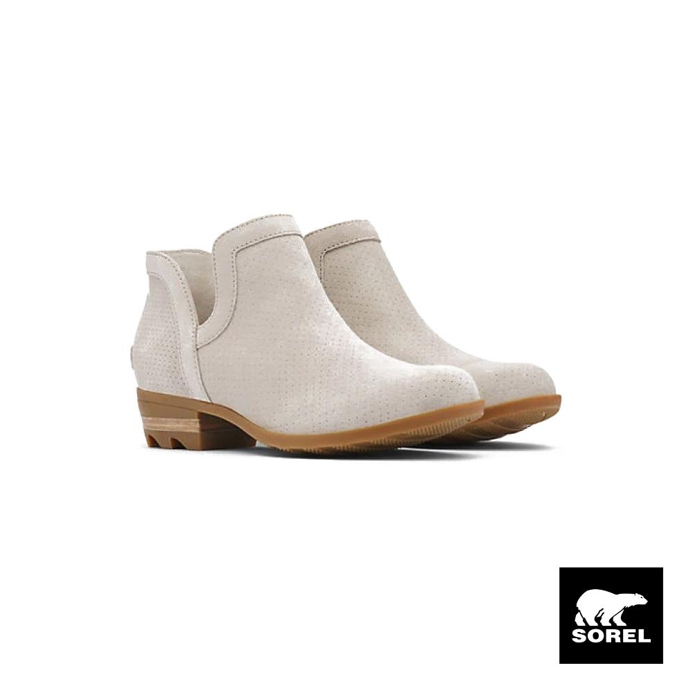 SOREL-女款LOLLA短靴-米色