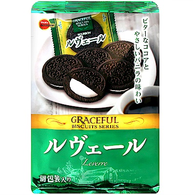 BourBon北日本 香草風味夾心餅(108g)