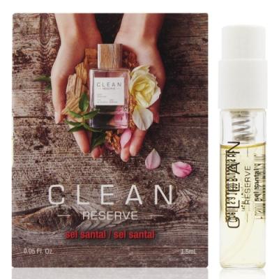CLEAN RESERVE SEL SANTAL EDP煙霞檀香淡香精針管 1.5ml