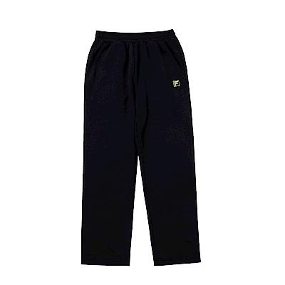 FILA KIDS 童吸濕排汗長褲-黑 1PNS-8308-BK