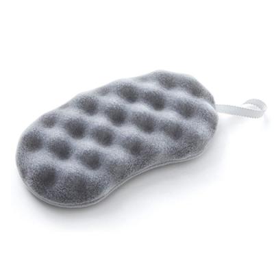 日本製COGIT手竹炭超細纖維沐浴海綿278754