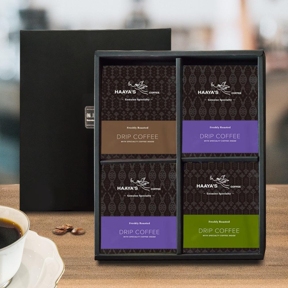 哈亞咖啡 極上系列 主題款濾掛式咖啡禮盒TH02(10g*24入)