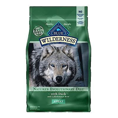 Blue Buffalo藍饌 無穀極野 去骨鴨肉 成犬老饕配方 11磅