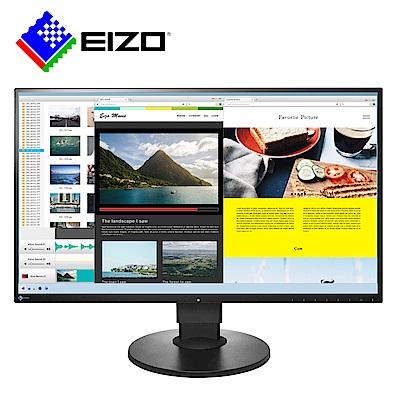 EIZO FlexScan EV2780黑色27吋TypeC輸入/薄邊框/低閃頻16:9