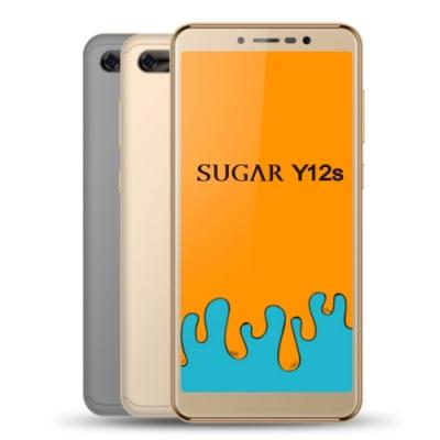 SUGAR Y12s (1G/16G) 5.45吋全螢幕智慧手機