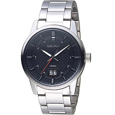 SEIKO精工CS縱橫城市時尚腕錶(SUR269P1)