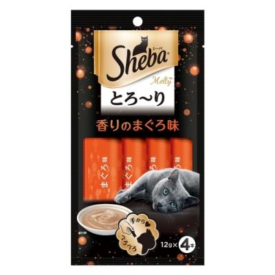 日本Sheba誘惑泥-鮪魚口味 12g x 4本
