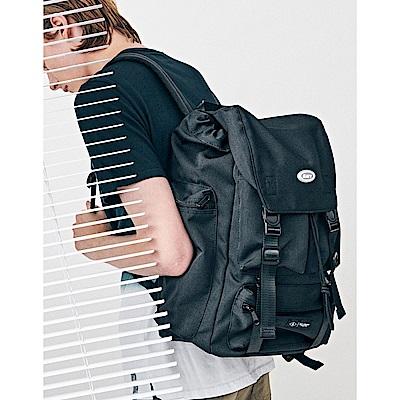 NAVY-運動款雙肩包-男【SNC036】