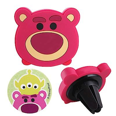 Disney迪士尼Tsum Tsum車用磁吸架/手機架_熊抱哥
