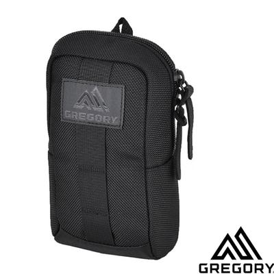 GREGORY QUICK PADDED 背包外掛包M.手機包.相機包.胸掛包.收納包_黑色子彈