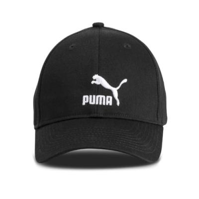 Puma 帽子 ARCHIVE Logo BB Cap 男女款