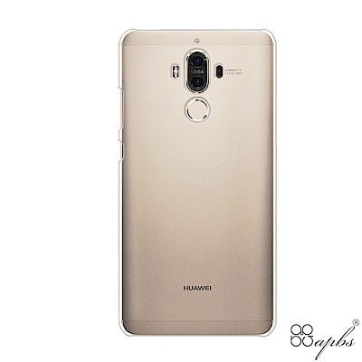 Huawei MATE 9 晶透輕薄硬式手機殼