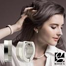 MASSA-G【變奏曲】純鈦耳環(一對)1.4cm