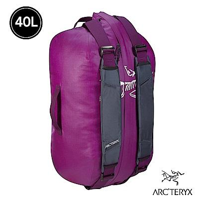 Arcteryx Carrier 40L裝備袋 淡泉德拉紫