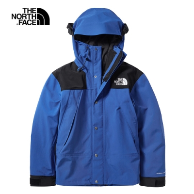 The North Face 男 FUTURELIGHT 1990 RETRO MOUNTAIN JACKET 衝鋒衣 藍-NF0A4R51CZ6
