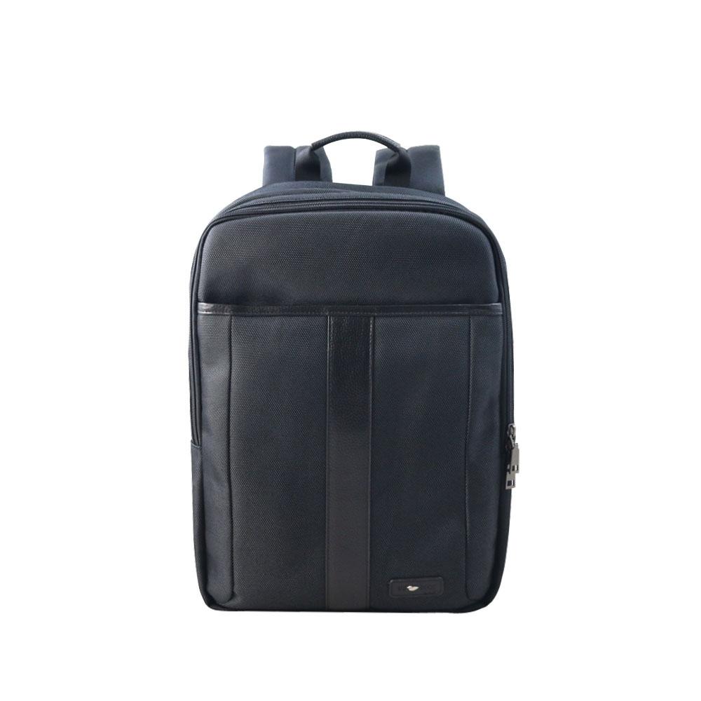 US DUCK都會型電腦後背包-黑色UN-61055