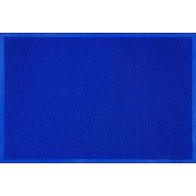 范登伯格 - 刮泥吸水墊-(藍色)-90x150cm